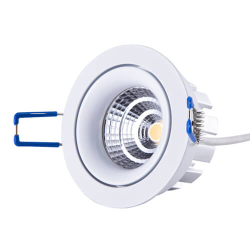 8W LED downlight 35degree 45 degree